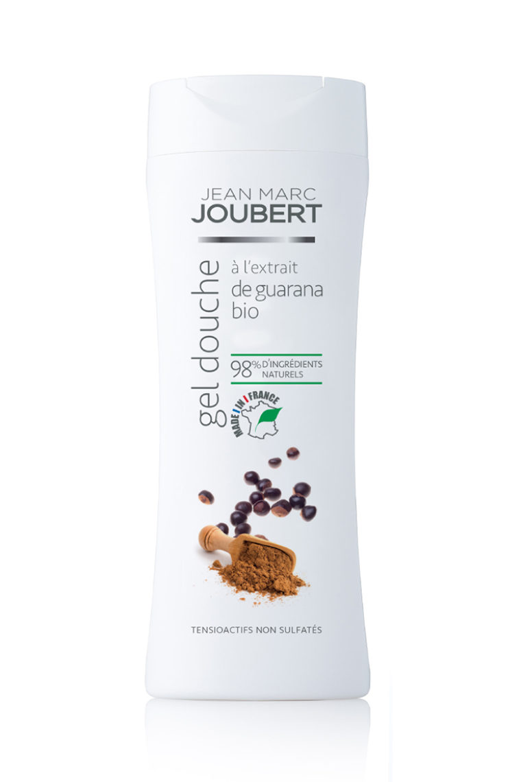 Gel Douche Bio Guarana